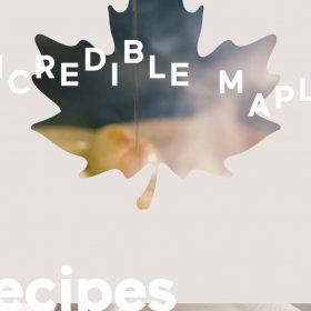 「Maple from Québec」はメープルっていろいろあるんだと分かりやすいWEBデザイン