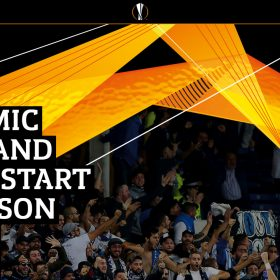 「UEFA Europa League」の新しいブランドアイデンティティがかっこいい