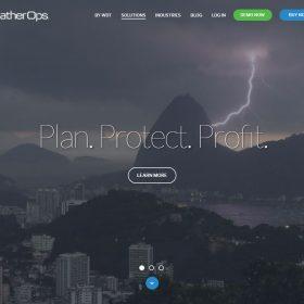 「Weather Ops.」天気関係の情報を提供、分かりやすいホームページ