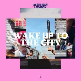 """""""ASSEMBLY LONDON"""" 若者の旅行者をターゲットとしたホテルのサイト"""