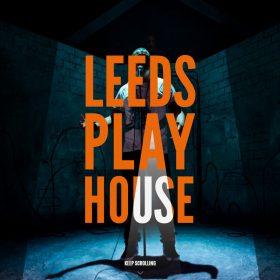"""Leeds Playhouse"" イギリスのリーズにある劇場のホームページ"