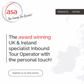 ASA london、Angela Shanley Associates Ltd のサイト